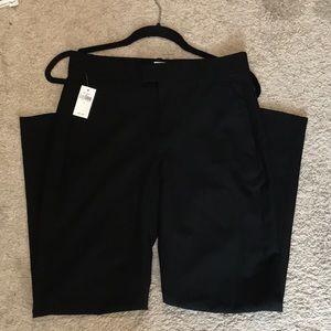 Gap bootcut dress pants new size 2
